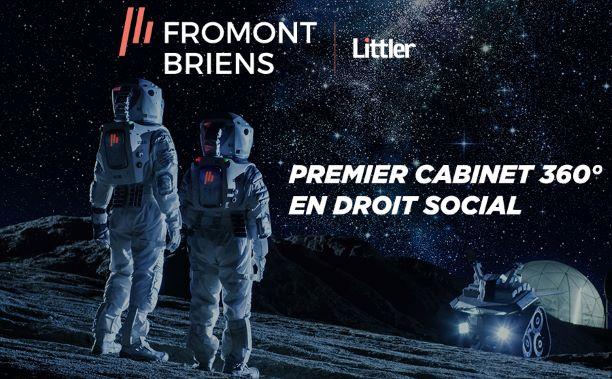 Fromont Briens - premier cabinet 360° en droit social